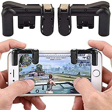BEAUTOP Teléfono Gamepad Trigger Fire Button Aim Key L1R1 Shooter Controller PUBG V3.0 FUT1 para Android Smartphones, Teléfonos móviles, Tabletas y Dispositivos: Amazon.es: Informática