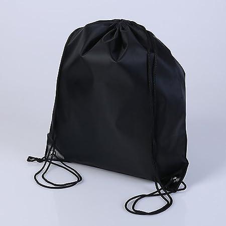 Alxcio Sac /à Cordon Sac de Rangement Bagages Organisateurs Drawstring Bags pour Piscine Plage Camping Voyage Lot de 9
