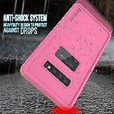 Punkcase S10 Waterproof Case [Aqua Series] [Slim