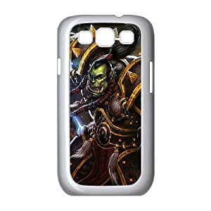 World of Warcraft Samsung Galaxy S3 9300 Cell Phone Case White MS4603127