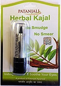 Patanjali Herbal Kajal - 10 Grams Kajal & Kohls at amazon