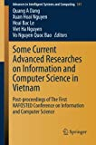 Some Current Advanced Researches on Information and Computer Science in Vietnam: Post-proceedings of The First NAFOSTED Conference on Information and ... in Intelligent Systems and Computing)
