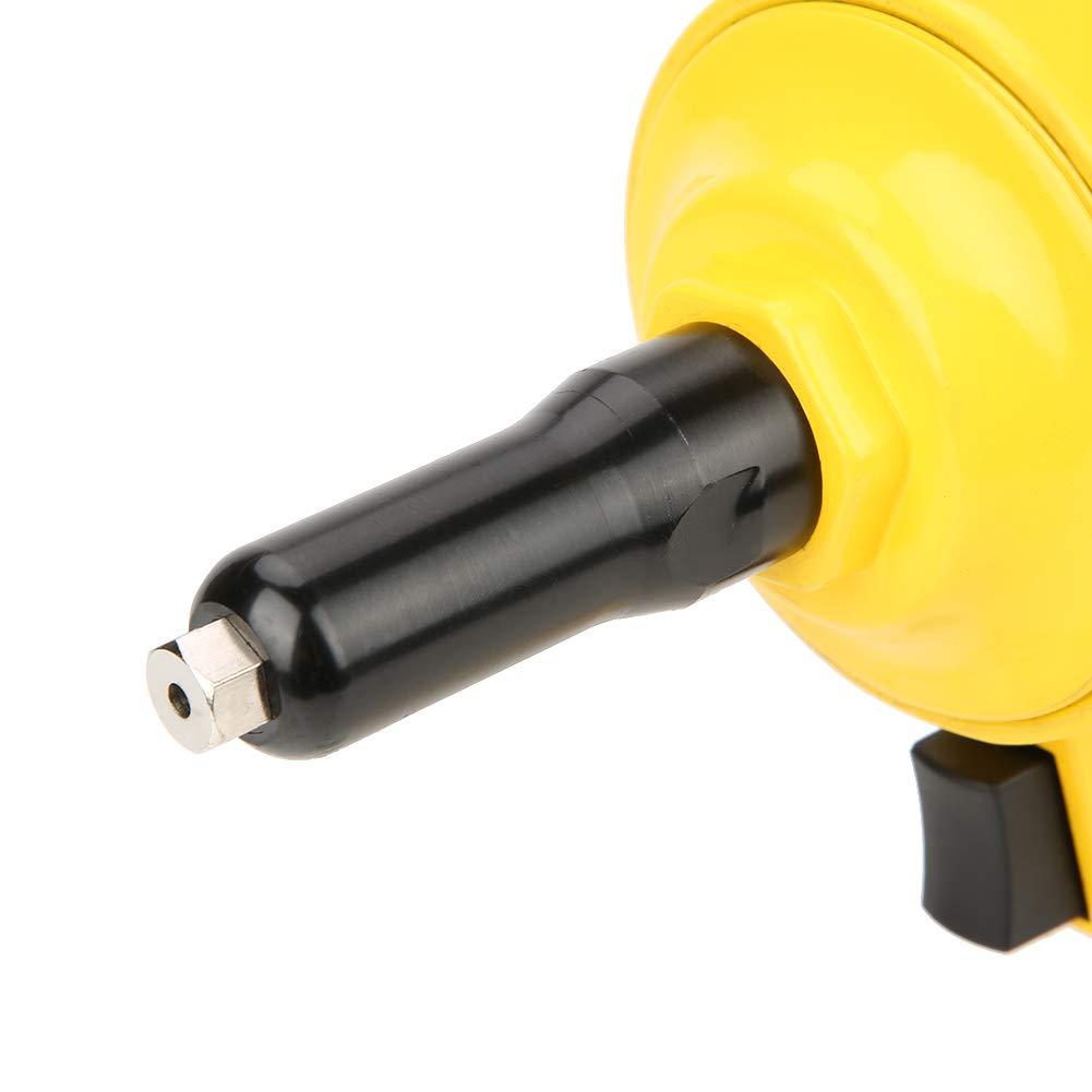Rivetto pneumatico a doppio pistone Rivettatrice pneumatica per rivetti pneumatici Rivettatrice pneumatica