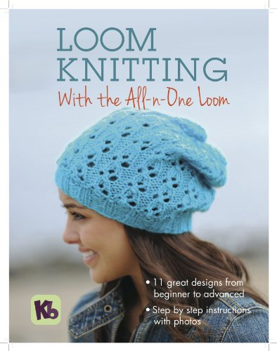 Loom Knitting With the All-N-One Loom