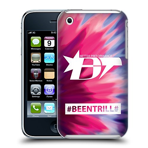 Official Been Trill Swirl Tie Dye Hard Back Case for Apple iPhone 3G / 3GS