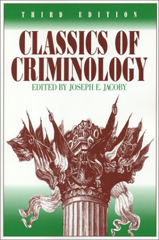 criminology today 8th edition pdf