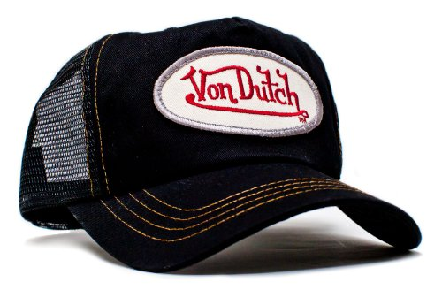 von-dutch-originals-unisex-adult-trucker-hat-one-size-black-black