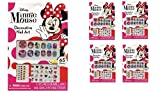 Minnie Mouse Bowtique 65 Piece Decorative Nail