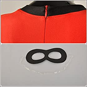 - 51YTVmzC95L - Yejue The Incredibles 2 Super Woman Mr. Incredible Zentai Jumpsuit
