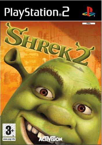 Activision Shrek 2, PS2, ITA - Juego (PS2, ITA): Amazon.es: Videojuegos
