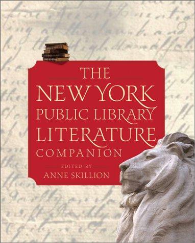 Download The New York Public Library Literature Companion pdf epub