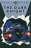 Batman: The Dark Knight Archives, Vol. 5 (DC Archive Editions)