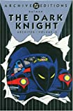 Batman: The Dark Knight Archives, Vol. 5 (DC Archive Editions)