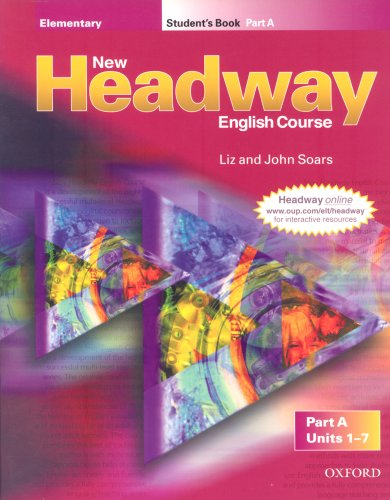 Download New Headway English Course Elementary: Student's Book Part a pdf epub