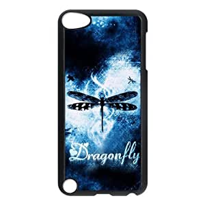 diy zhengDesign Case Dragonfly Vintage Print on Hard Plastic Back Case Cover iphone 5/5stouch 5 Case Perfect as Christmas gift(3)