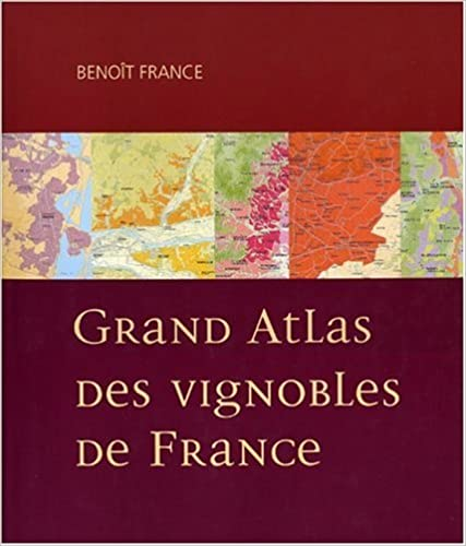 Lire en ligne Grand atlas des vignobles de France pdf, epub ebook