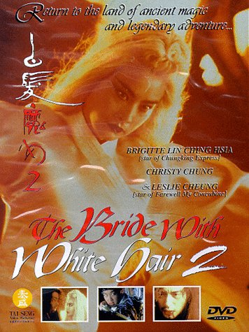 The Bride With White Hair 2