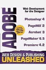 Adobe Web Design & Publishing Unleashed Paperback