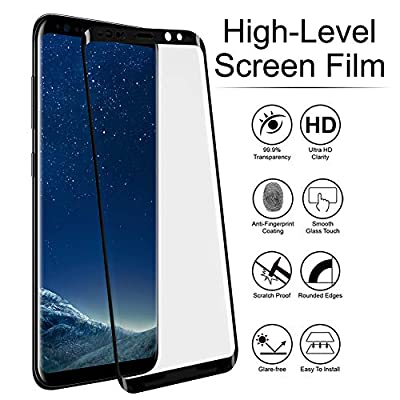 Xawy [2-Pack] for Galaxy S10 Plus Screen Protector Tempered Glass