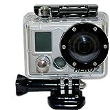 AGPtek Dive Housing For GoPro HD HERO 2 Camera