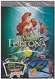 The Little Mermaid / I Mikri Gorgona [DVD] [Reg 2] Lang: Greek. English by Jodi Benson