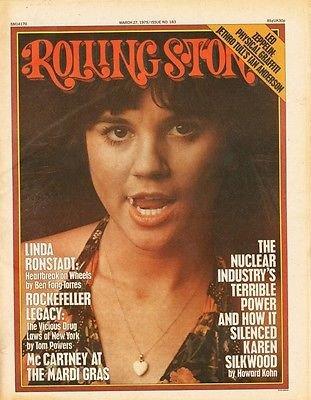 Linda Ronstadt Rolling Stone - 9