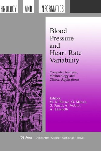 Blood Pressure and Heart Rate Variability, (German Monitor)