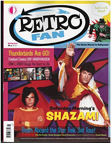 Retro Fan Magazine Spring 2019