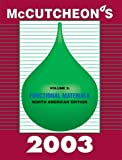 McCutcheon's Functional Materials Vol. 2 : North American Edition, MC Publishing Co., 0944254934