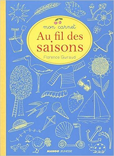 Livres gratuits Mon carnet au fil des saisons epub, pdf