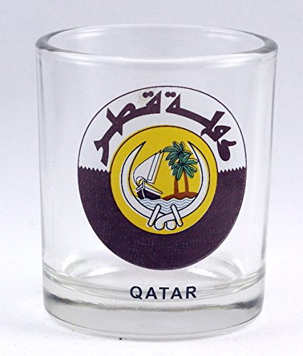 Qatar Shot Glass