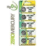 2032 Battery CR2032 3V Lithium Coin Cell Battery Type : CR2032 / DL2032 / ECR2032 Genuine KEYKO ® Supreme High Energy™