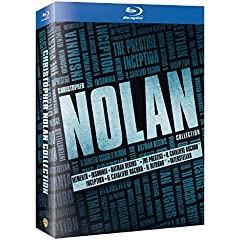 Warner Bros. Home Entertainment announces the Christopher Nolan Collection in 4K on December 19