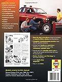Nissan / Datsun Pickup '80'97, Pathfinder '87'95 (Haynes Repair Manuals)