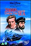 20,000 Leagues Under the Sea [DVD] [1954]