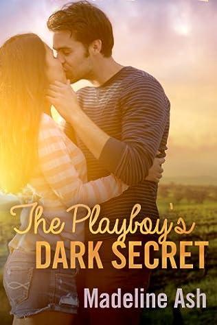 book cover of The Playboy\'s Dark Secret