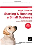 Legal Guide for Starting and Running a Small Business, Fred S. Steingold, 141330513X