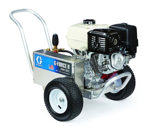 Graco G-Force II 4040 Belt Drive BDC Pressure Washer 24U625 by Graco