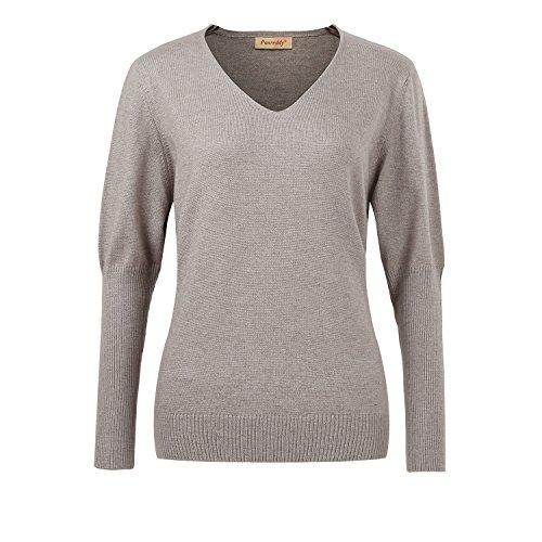 angora sweater lambswool dress - 8