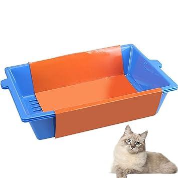 Alice Young - Caja de Arena para Gatos con 3 bandejas para Coser: Amazon.es: Productos para mascotas