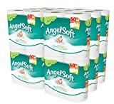 Angel Soft 48 Double Rolls Bath Tissue, 4 Count (Pack of 12) (Health and Beauty)