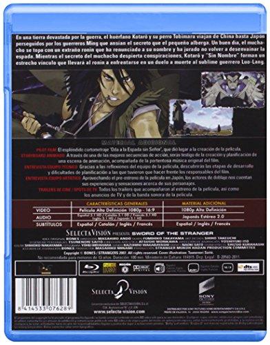 Amazon.com: El samurái sin nombre (Sword of the Stranger ...