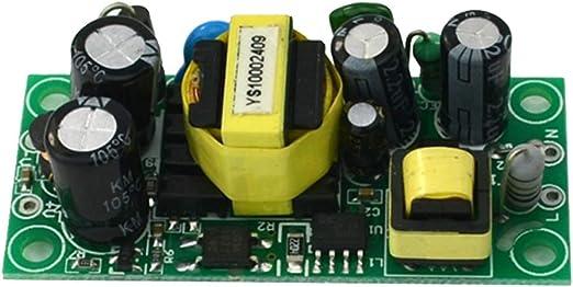 Perfk 500ma 5w Isoliernd Mini Schaltnetzteilplatine Netzteil Platine Schaltnetzmodul Ac Dc Wandler Modul 12v