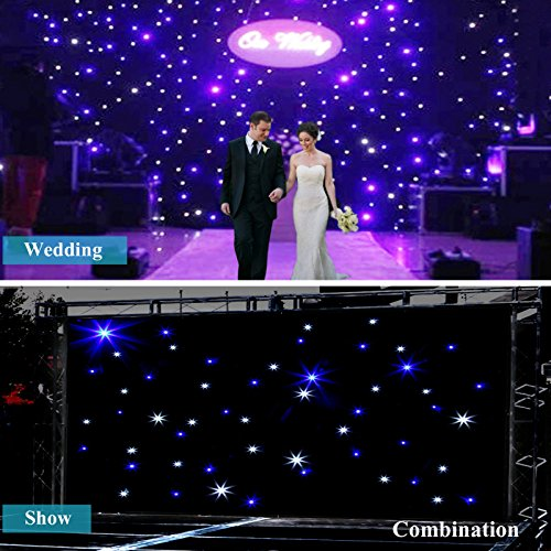 Led Star Cloth Lighting in US - 4