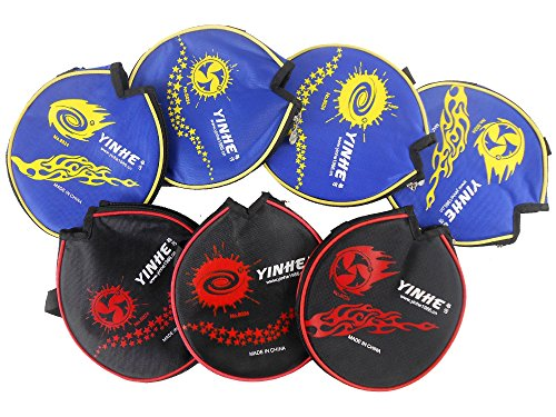 3x Galaxy Table Tennis Small Case Bat by Milkyway(YINHE) Sports Goods Co., Ltd