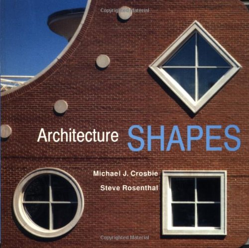 Architecture Shapes (Preservation Press) by John Wiley & Sons