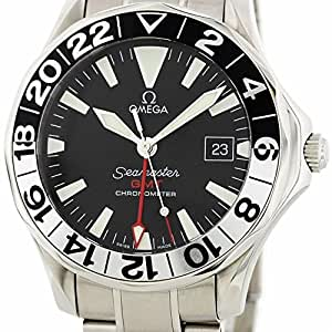 Omega Seamaster Automatic-self-Wind Male Watch 2536.50.00 (Certified Pre-Owned)