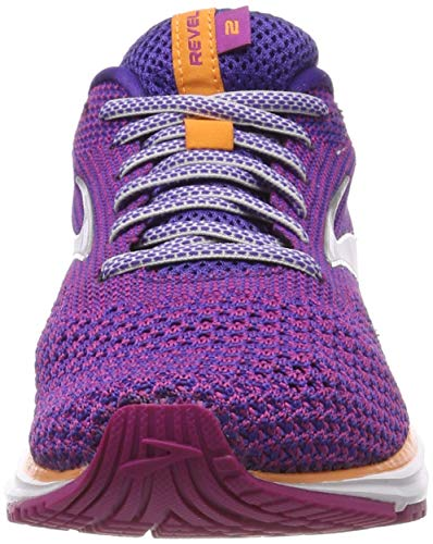 purple Brooks Running peach 2 aster Da 597 Scarpe Revel Viola Donna nrSrCfq0wx