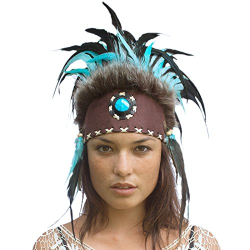 Uniqu (Halloween Indian Headdress)