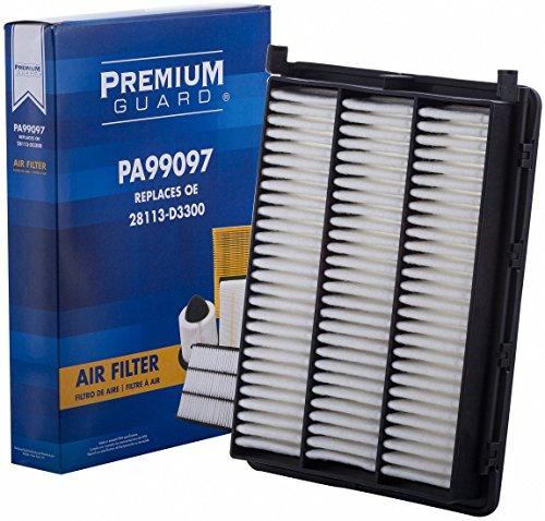 PG Air Filter PA99097   Fits 2016-18 Hyundai Tucson, 2017-18 Kia Sportage
